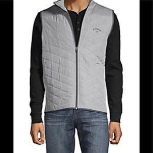 Callaway quilted vest